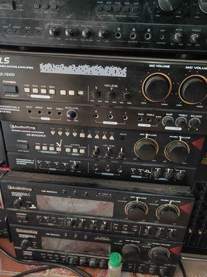 Dẩy liền vang bãi Audiokinh asb200a