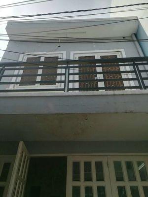 Bán nhà hẻm 4m đường Lạc Long Quân 4x10.55