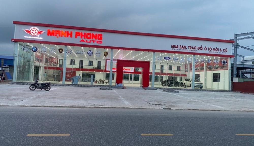 Cửa hàng MẠNH PHONG AUTO HẢI DƯƠNG