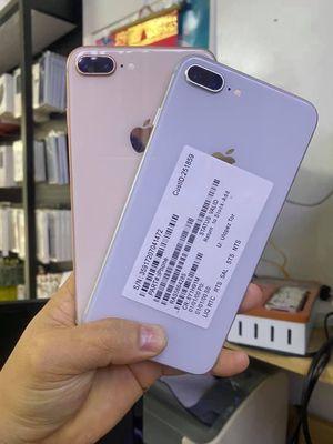 Iphone 8plus zin nguyên, 64GB kèm phụ kiện. Sẵn