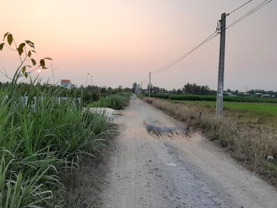 Đất thổ giá rẻ phường 6 tp Tân An Long An
