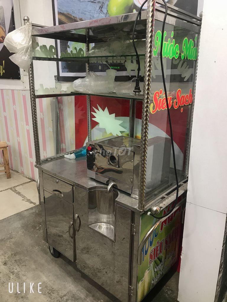 0932752434 - Bán tủ nước mía siêu sạch. Còn rất mới