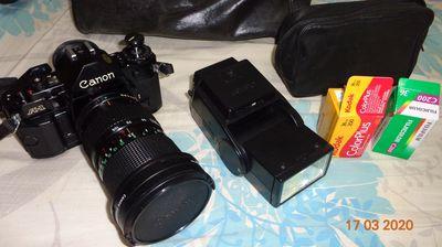 Canon A1 chụp phim sử dụng bảo quản kĩ...!!!