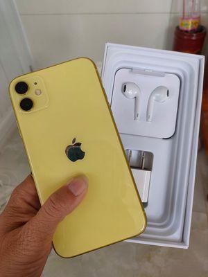 Iphone 11 64G quốc tế máy zin có giao lưu