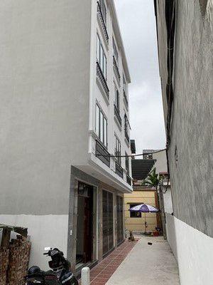 Nhà riêng P.Vân Trì-Bắc T.Liêm số 10A/131, 35m2+4T