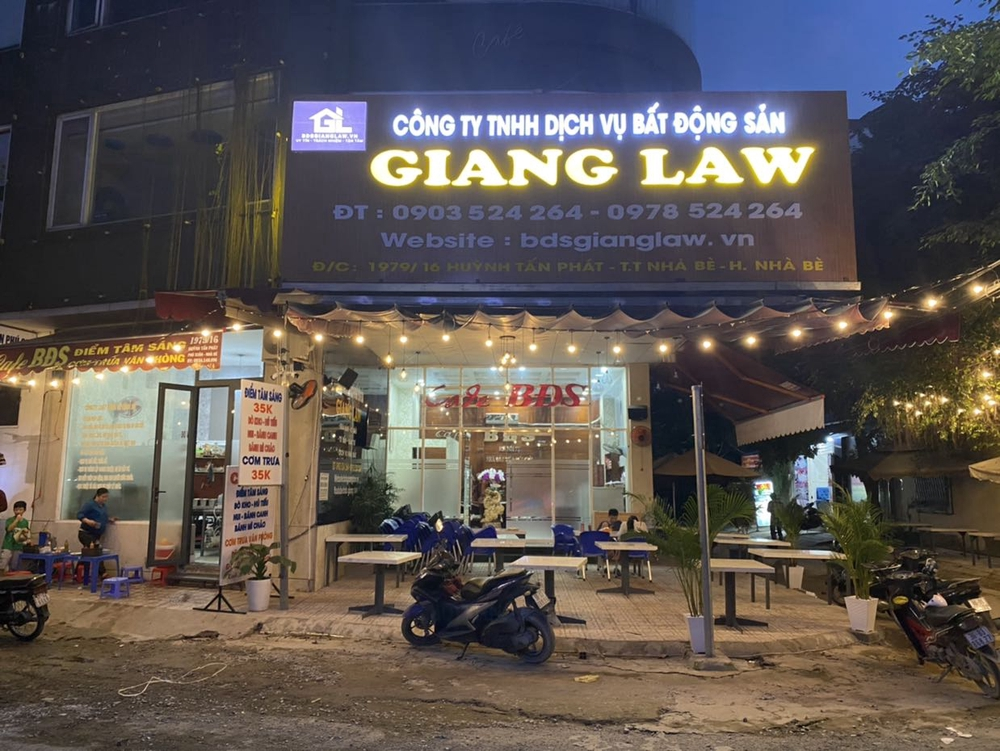 BĐS GIANG LAW
