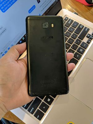 Samsung Galaxy C9 Pro Đen 64 GB ram 6G màn hình to