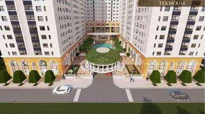 Chung cư trung tâm Quận 8 giá tốt 51.16m² 2PN