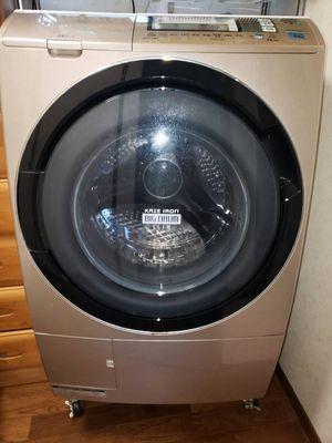 0947286123 - Máy giặt Hitachi BD-S7400 nội địa Nhật