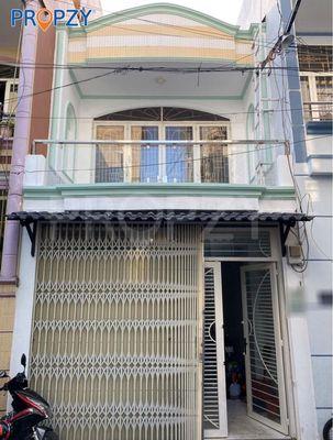 Nhà 1Tr 1Lầu, Phú Thọ Hòa, 2PN, 53m2, SHR, 4ty200