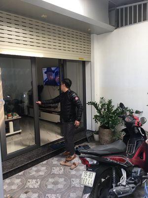 Nhà độc lập sân cổng Đằng Hải