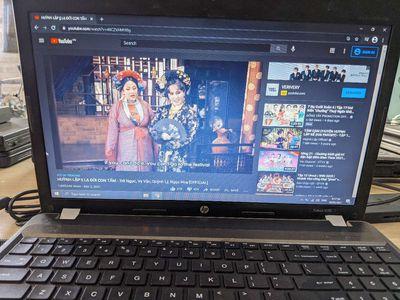HP ProBook 4530s nhập khẩu bền bỉ, mạnh mẽ