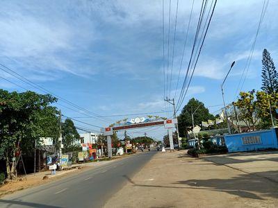 Bán đất mặt tiền đường Thị Trấn Phước An