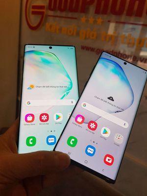 Samsung Galaxy Note 10 5G đa sắc cực đẹp
