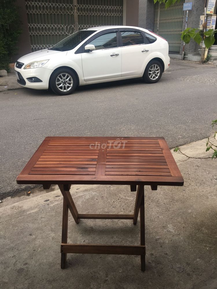 Thanh lý lại bàn ghế cafe mới chưa sử dụng