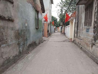 Đất sổ đỏ 60 m2 (4×15) Thị Trấn Phùng, Đan Phượng,