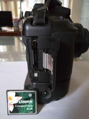Canon 30D len 35-105