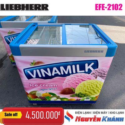 Tủ đông kem Liebherr 212 lít - 250 lít