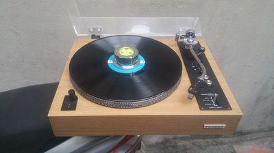 Mâm hát đĩa than cổ Pioneer PL-1100 - Máy mới đẹp