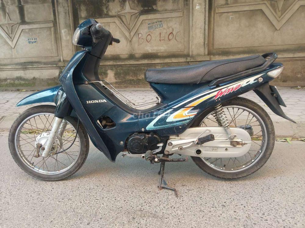 0978106211 - Honda Wave đời đầu máy chất