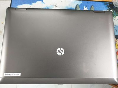 Laptop HP ProBook 6560b i5 2450M, ram 4gb, ổ 500gb