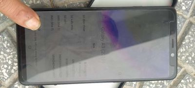 Samsung Galaxy A9 Đen 128 GB hỏng màn cần bán