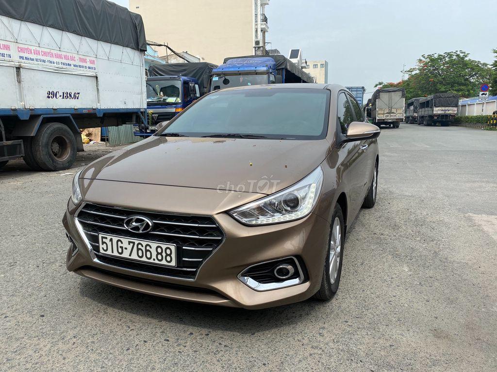 Hyundai Accent 2019 Tự động biển VIP 766.88