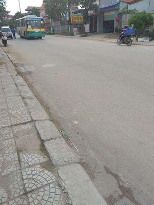 Bán đất mặt đường phố Trần Phú , Phúc Yên.