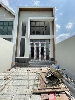 Nhà lầu Giang điền gần khu công nghiệp sổ sẵn