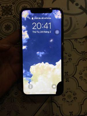 Iphone X Lock Mỹ 256gb có face id