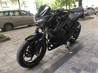 Kawasaki Z300 mới mua 2019 đi 300km