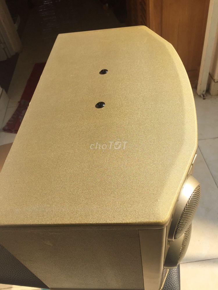 Loa BMB 850 (2.5 tấc), màu vàng đồng rất đẹp
