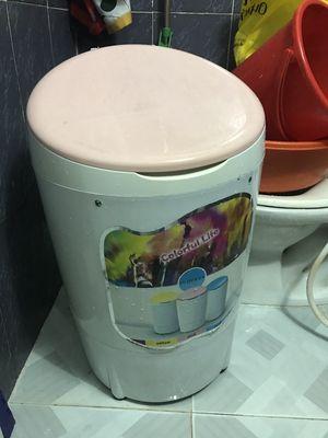 Máy giặt mini 3.5kg còn hoạt động tốt