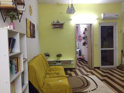 Bán căn hộ 1PN FULL NT khu 5 toà mới Thanh Hà
