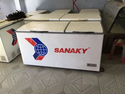 0795905852 - TỦ ĐÔNG SANAKY 6369 HY -600 LIT