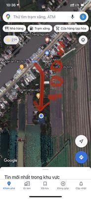 Đất Huyện Vĩnh Thạnh 710m²
