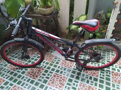 Xe đạp địa hình bánh 24 có đề