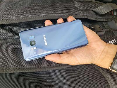 Samsung S8 Blue Coral chính hãng 4G/64G zin đẹp 97