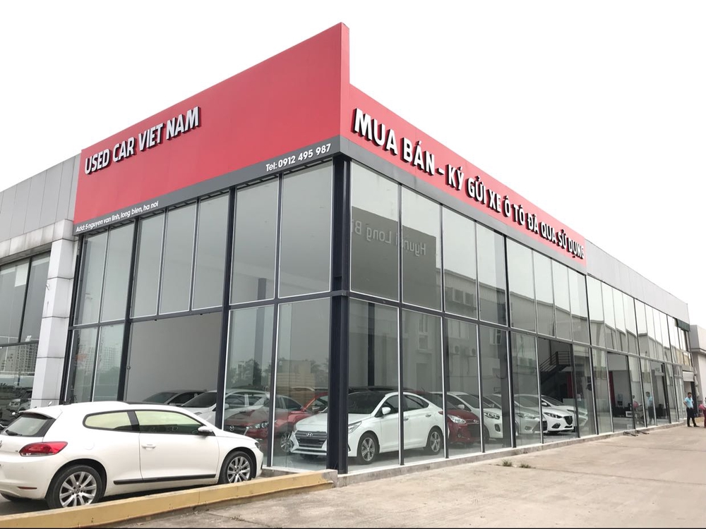 USED CAR VIỆT NAM
