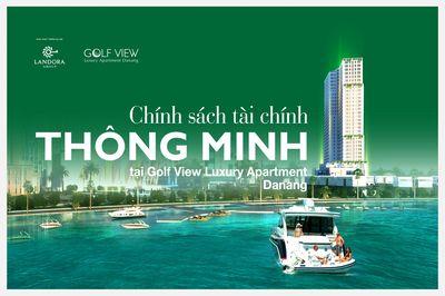 Chung cư Golf View Luxury Apartment 43m² 1PN