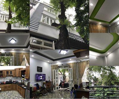 Nhà Đường Thích Quảng Đức, Quận Phú Nhuận:B.Thự 3L