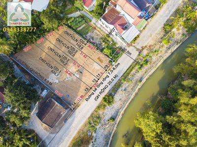 Đất Thổ cư View Sông xã Diên Bình Diên Khánh 424m²