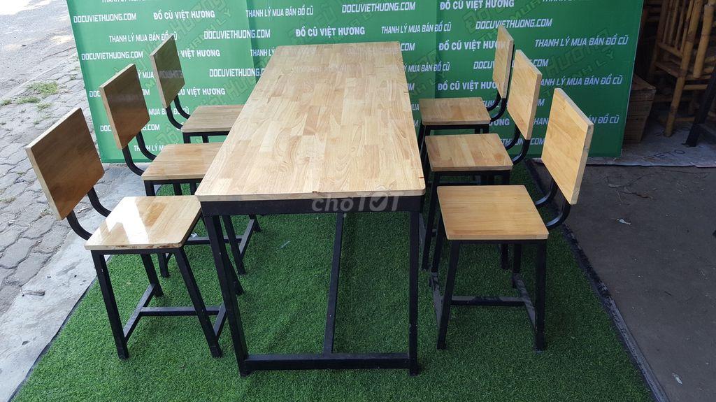 Bộ bàn 6 ghế cao cấp