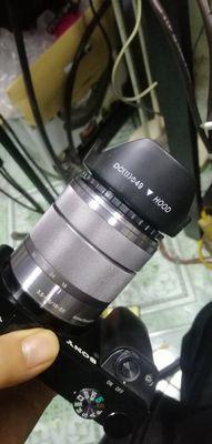 Sony lens 18-55 e muốn lên đời