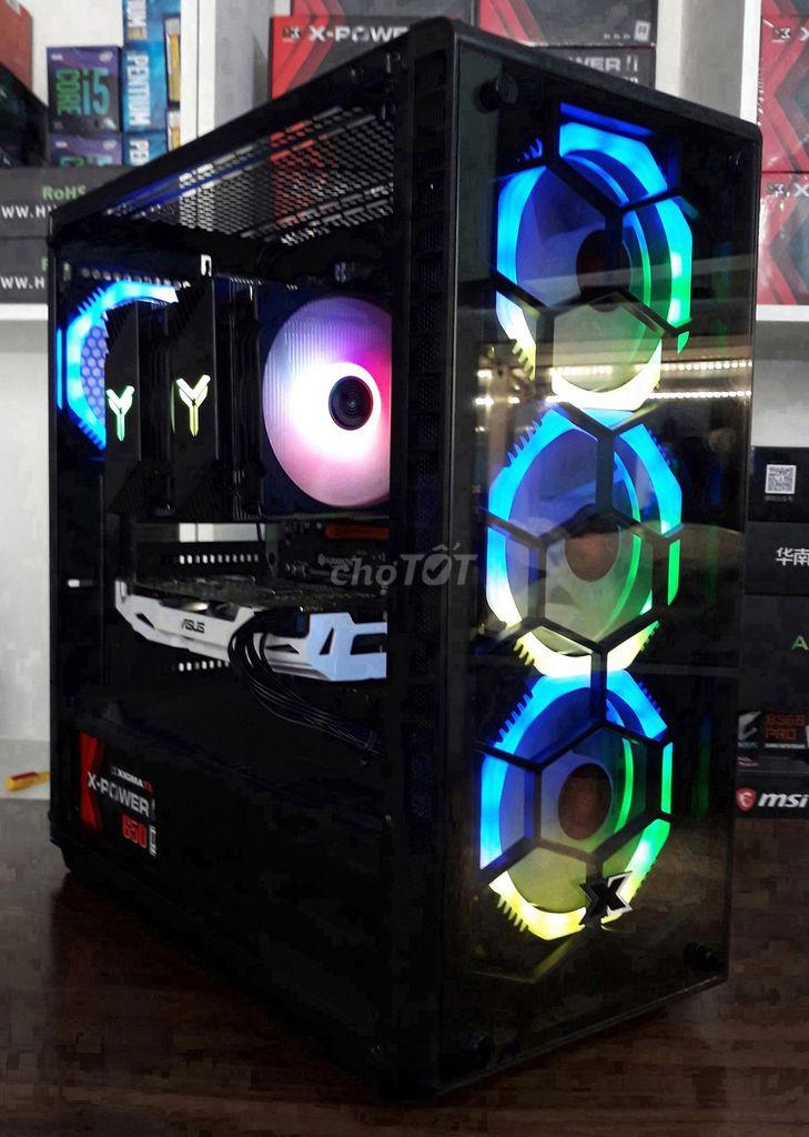 0936162644 - PC BOM TẤN XEON E5-2696-V2 32G GTX1060 6G NEW BH12