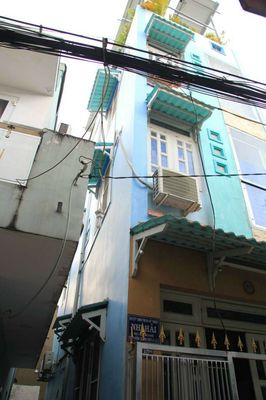 Bán nhà 3 mặt hẻm ngày trung tâm q11