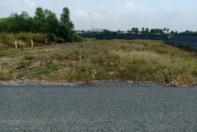 Đất Thị xã Giá Rai 650m², mặt tiền lộ lớn