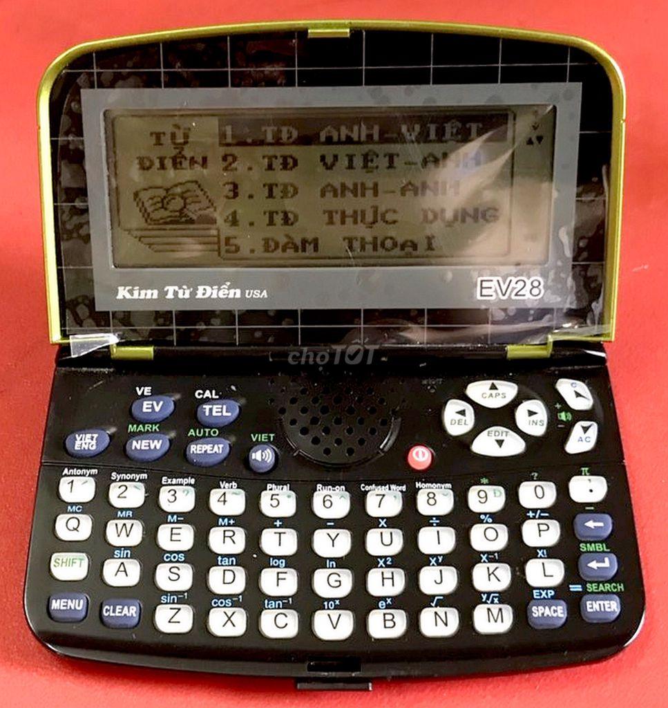 0896497204 - - KTĐ EV28, hàng chính hãng, nhỏ gọn dễ bỏ túi