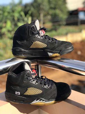 Giày Nike Jordan 5, Chính hãng độ mới 90%