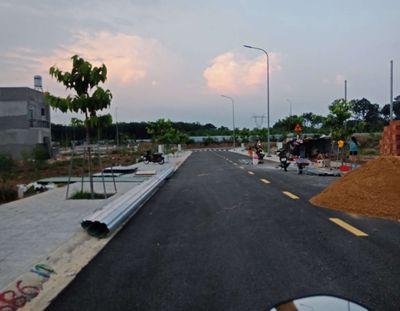 Đất mặt tiền đường 16m.MP2 SHR giá tốt